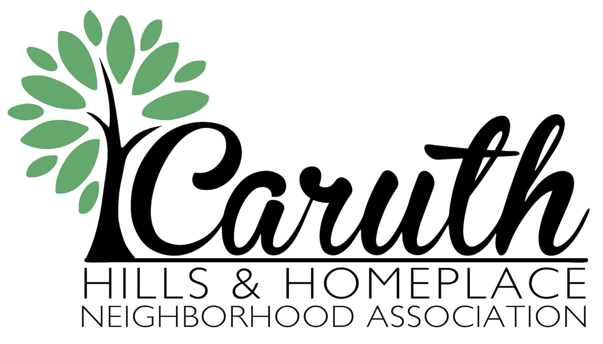 Caruth Hills and Homeplace Neighborhood Association